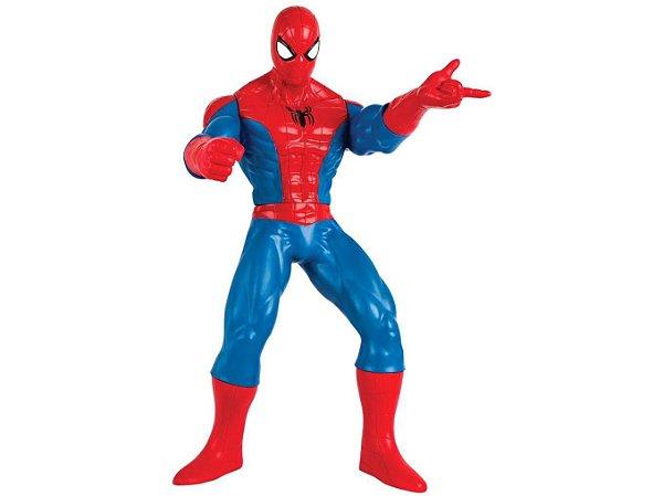 Boneco Marvel Revolution Homem Aranha  45cm