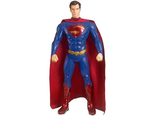 Boneco Superman Clássico DC 45cm