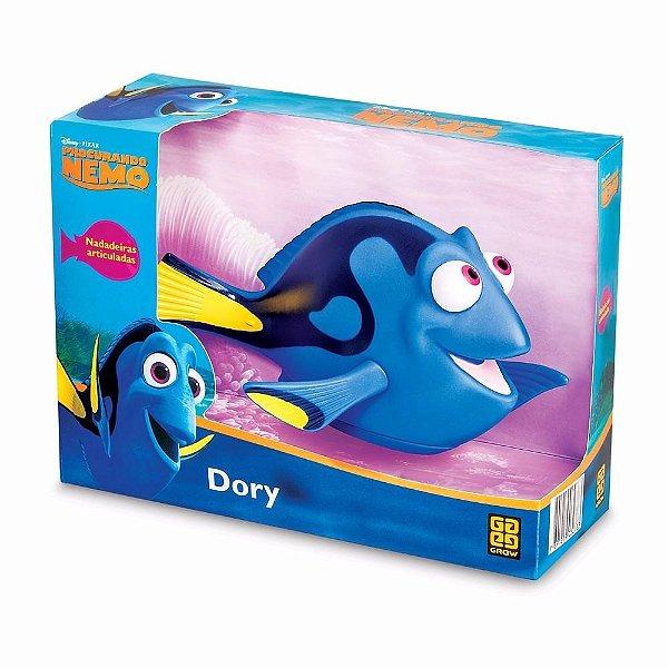 Boneco Vinil Dory Procurando Dory Disney Grow
