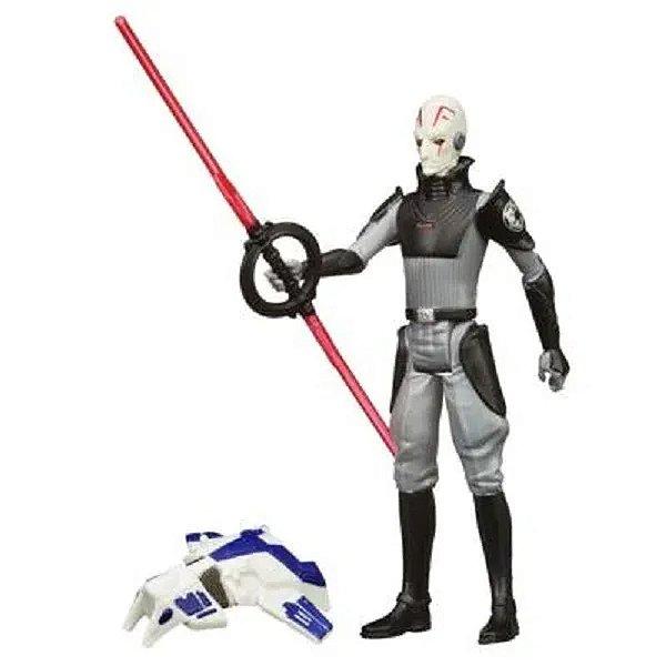 Boneco Star Wars Ep VII THE INQUISITOR Hasbro