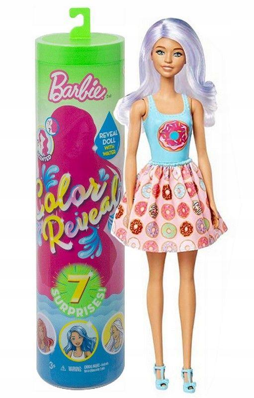 Barbie Color Reveal - Fashionista - Super Lançamento!