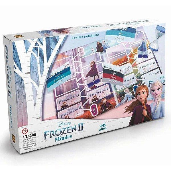Jogo de Tabuleiro MIMICS Frozen II Disney