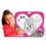 Lousa Divertida Barbie - Fun