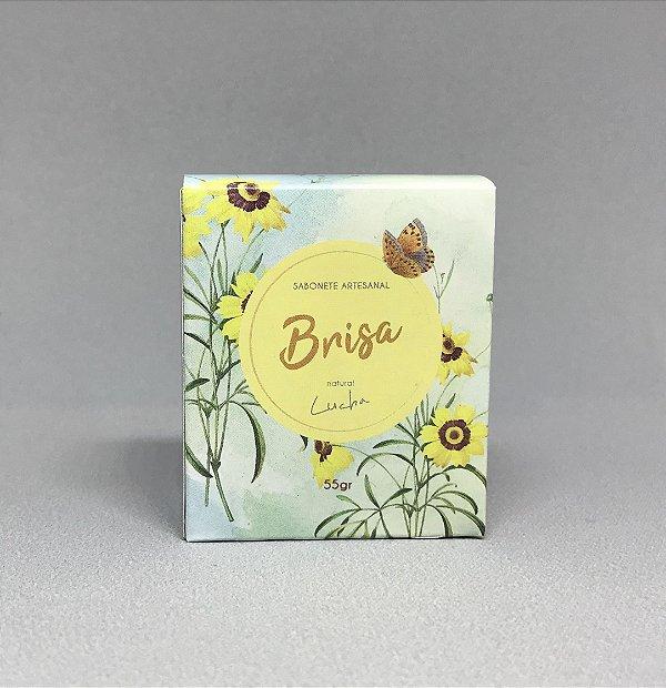 Sabonete Brisa - Natural Lucha 55 Gr