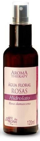 Água Floral Rosas 120ml - ARTE DOS AROMAS