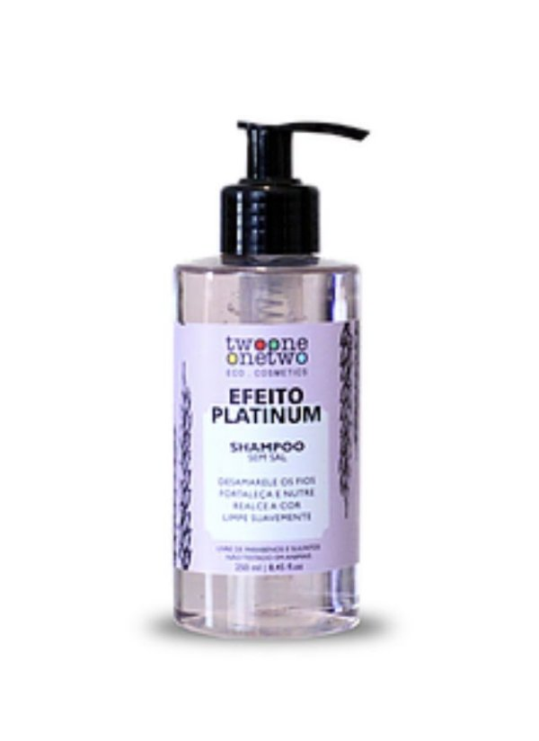 426 - Shampoo Efeito Platinum Violet Flowers Twoone Onetwo 250ml
