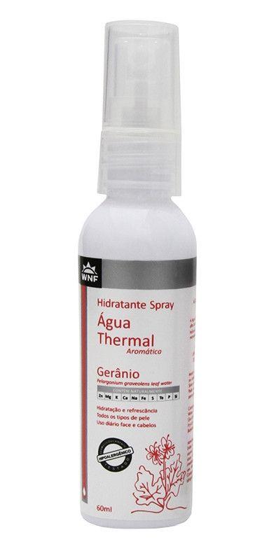 Água Thermal Gerânio WNF - 60ML
