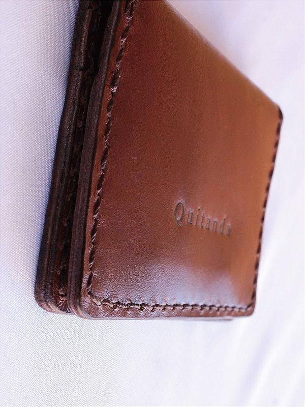 Carteira New Flip Chocolate