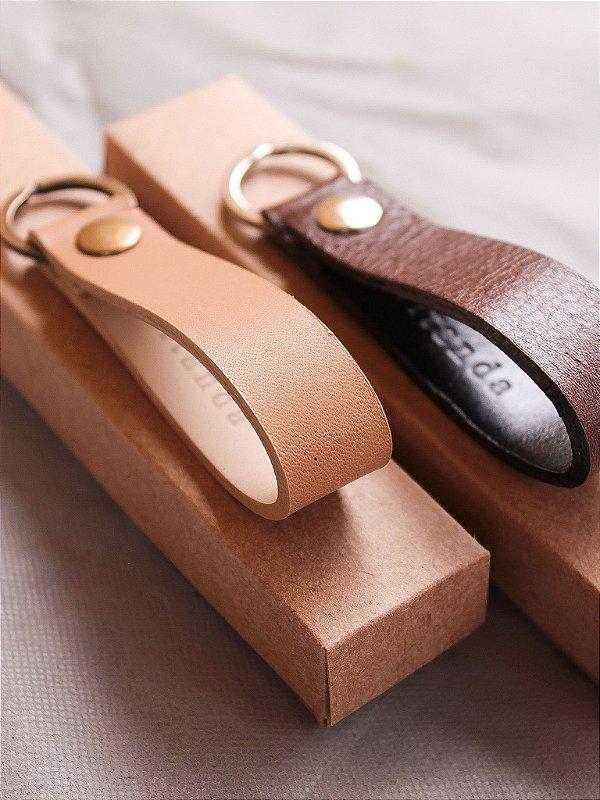 Chaveiro Basic com Botão de Pressão
