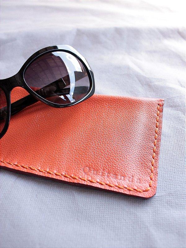 Capa de Óculos Envelope Cores Vibrantes