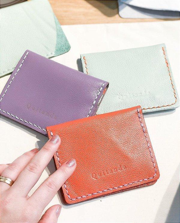 Carteira New Flip Colors