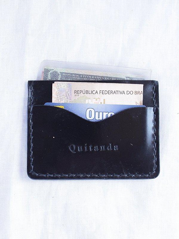 Porta Cartões CNH Preto