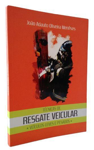 Livro Técnicas de Resgate Veicular