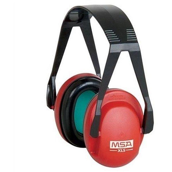 Abafador de ruído XLS - MSA