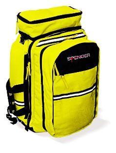 Mochila R-Aid amarela Spencer