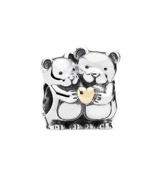 Charm Abraço de Urso