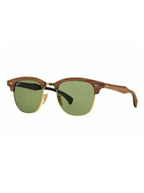 Óculos Ray Ban Clubmaster Wood SPOC
