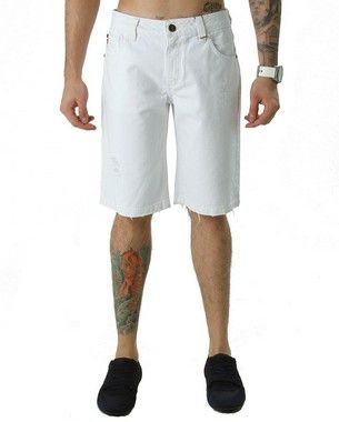 Bermuda Sarja Armani Jeans