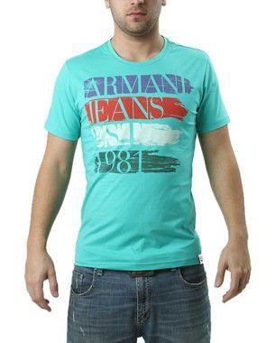 Camiseta Armani Jeans