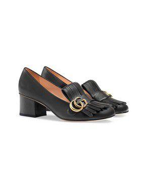 Sapato Gucci Mid-Heel