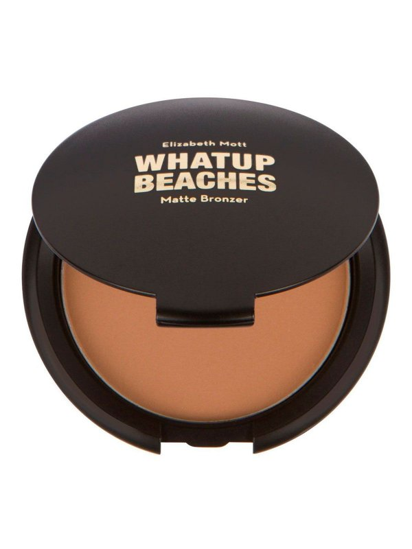 Pó Whatup Beaches Matte Bronzer MUSA