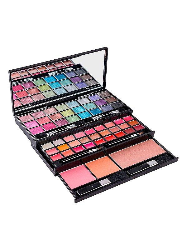 Kit Paleta de Maquiagem Shadows MUSA