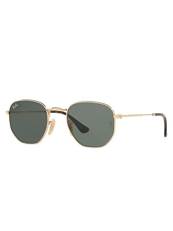 Óculos Ray Ban Hexagonal Flat Lenses SPOC