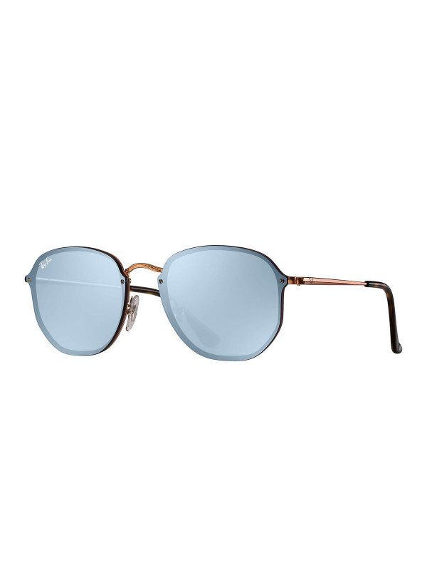 Óculos Ray Ban Blaze Hexagonal SPOC
