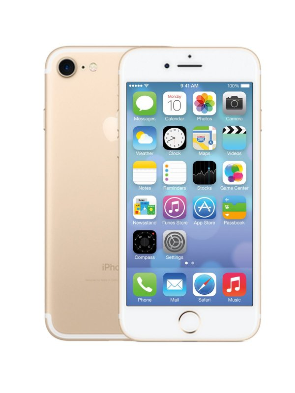 iPhone 7 - 32GB Dourado