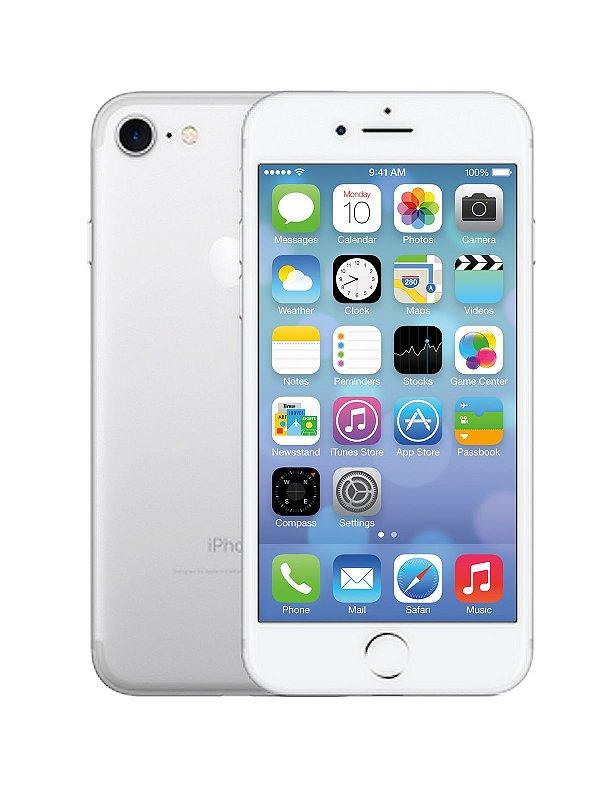 iPhone 7 - 32GB Prateado