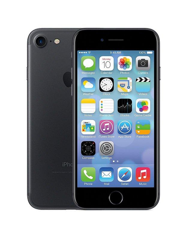 iPhone 7 - 32GB Preto Matte