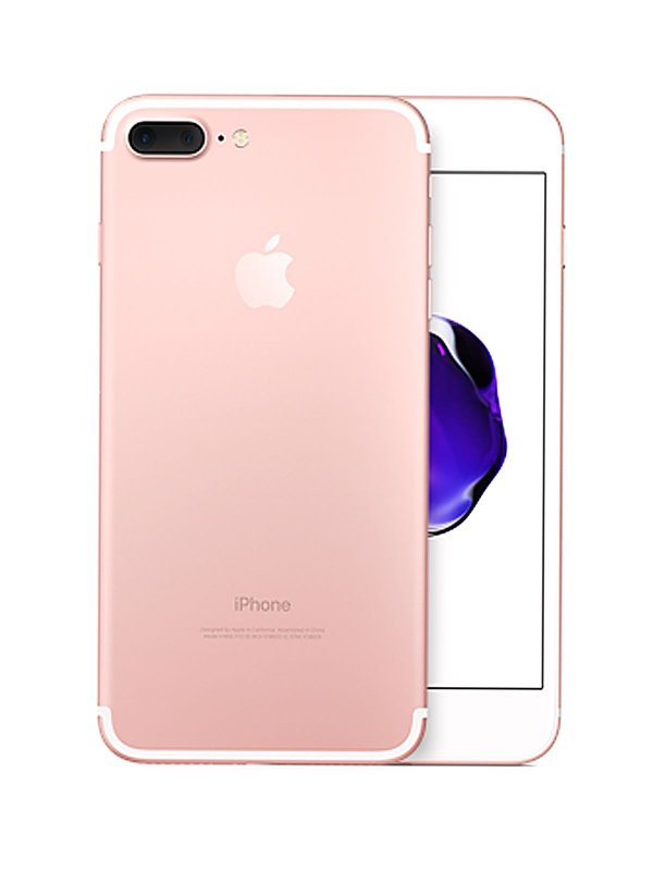 iPhone 7 Plus 128GB Ouro Rosa