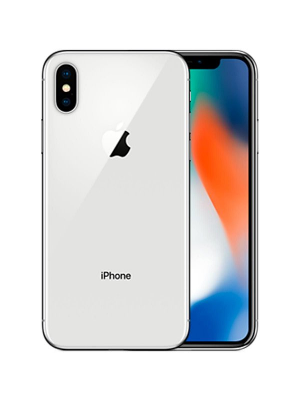 iPhone X 256GB Prateado