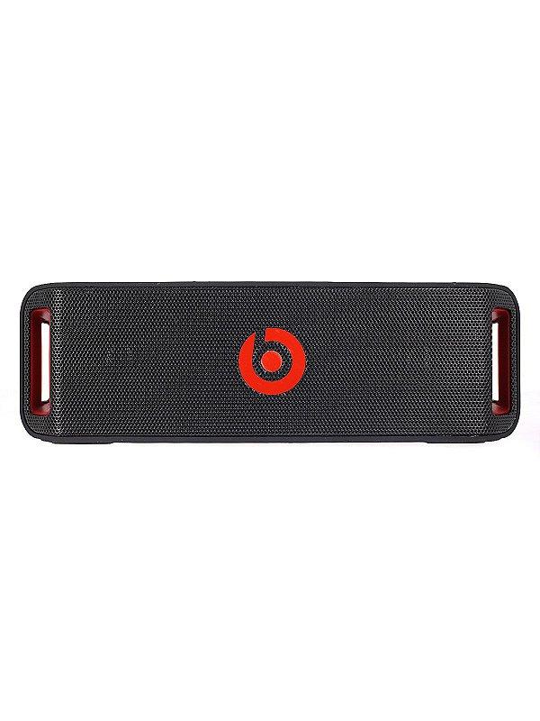 Caixa De Som Bluetooth Preto Beatbox Portable