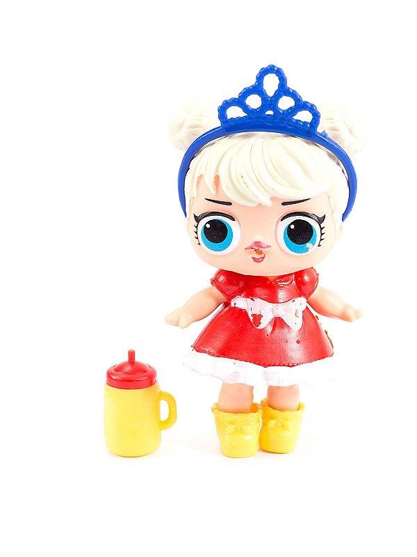 Boneca Princesinha LQL