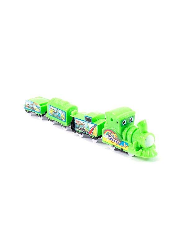 Trenzinho Verde