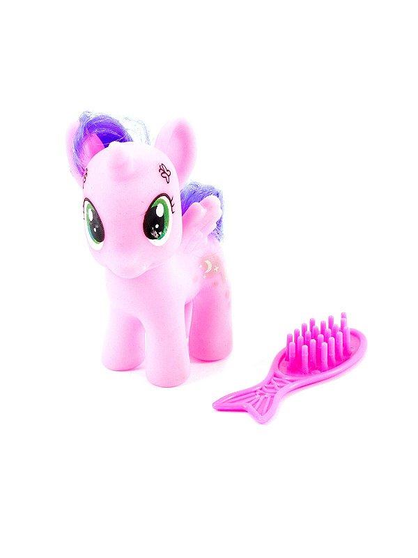Mini Poney Rosa My Lovely Horse