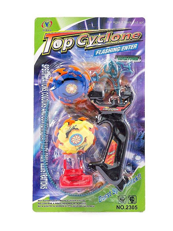 Kit 2 Top Cyclone