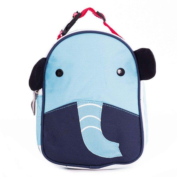 Lancheira Infantil Skip Zoo Hop Bichinhos Elefante