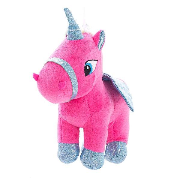 Poney de Pelúcia Pink