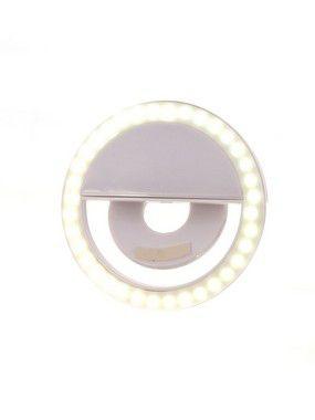 Luz De Selfie Branco
