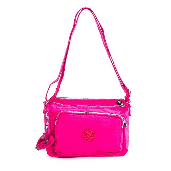 Bolsa Kipling Transversal Reth Pink