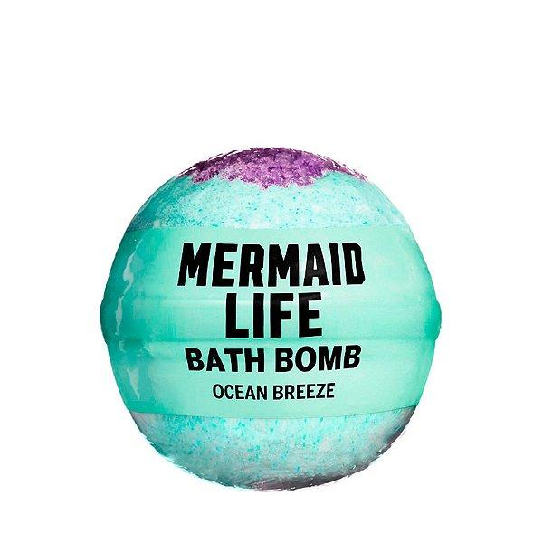 Bomba de Banho Mermaid Life: Ocean Breeze