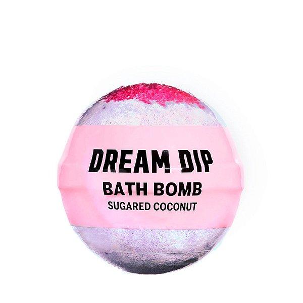 Bomba de Banho Dream Dip: Sugared Coconut VISE