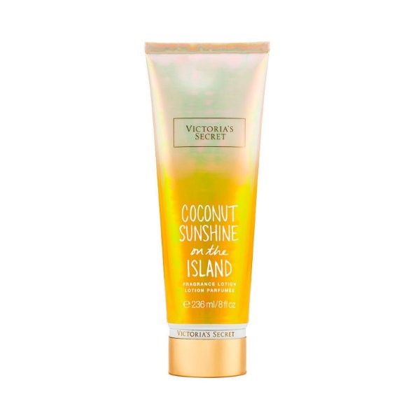 Fragrance Lotion Coconut Sunshine On The Island VISE