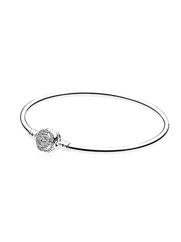 Bracelete Pandora Disney Bela e a Fera PAND