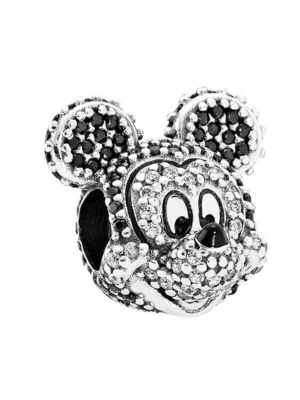 Charm Mickey Brilhante PAND
