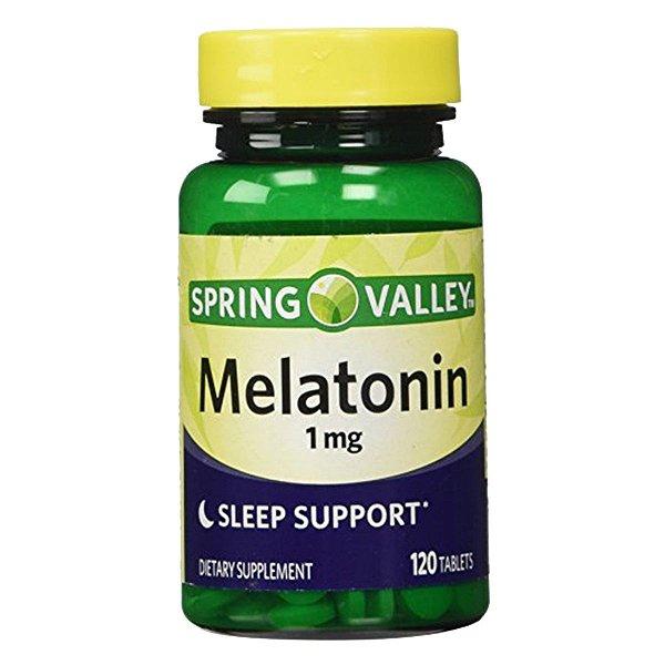 Spring Valley Melatonin QBAR