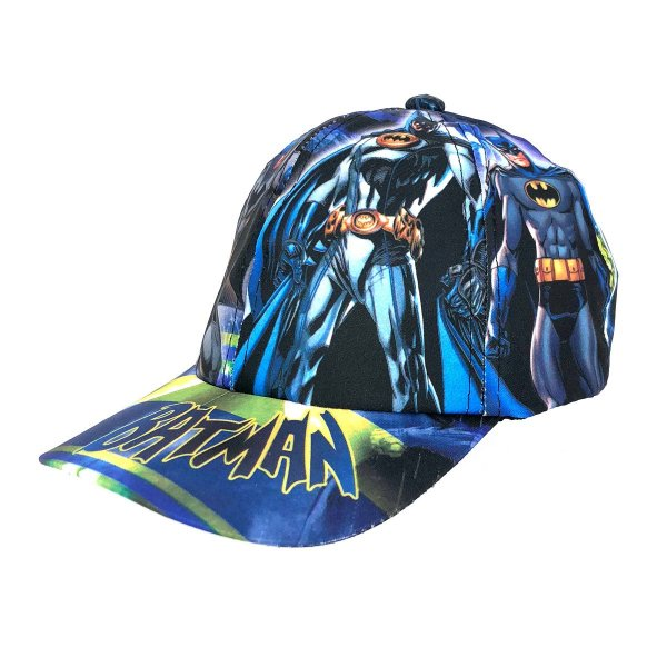 Boné Infantil Batman Personagens