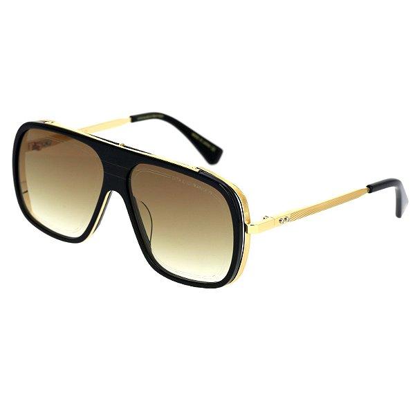 Óculos Dita DTS104-60-01//BLK-GLD